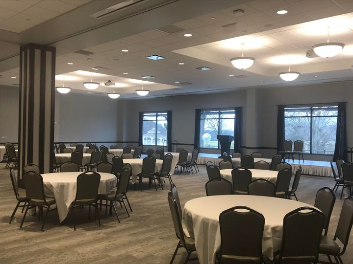 Tmx Full Facility With Rounds 51 1015524 157551321972678 Webster City, Iowa wedding venue