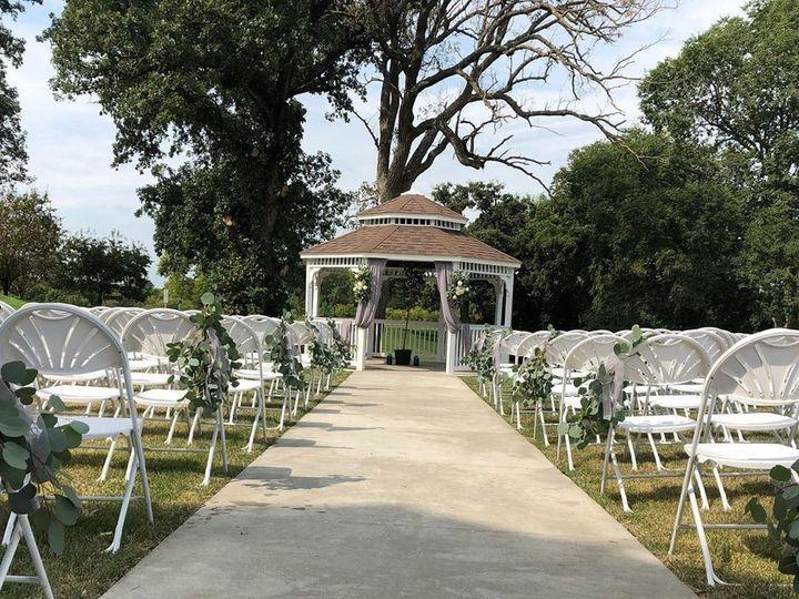 Tmx Gazebo And Chairs 51 1015524 159173605248226 Webster City, Iowa wedding venue