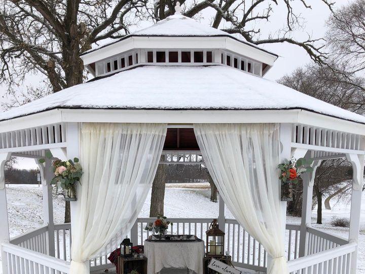 Tmx Gazebo Decor 51 1015524 157551362124001 Webster City, Iowa wedding venue