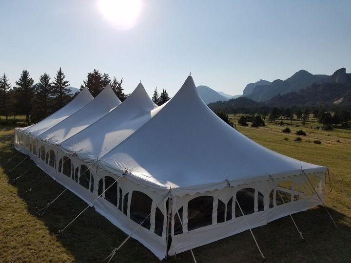 Tmx 1515609393 9a560f3d421444d9 1515609391 619e98254ccba8d1 1515609373397 2 40x100 Pole Tent W Fort Collins, CO wedding rental