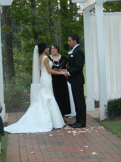 Mercedes & Ali at Brier Creek Country Club