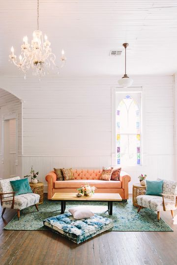 Indoor Lounge Areas