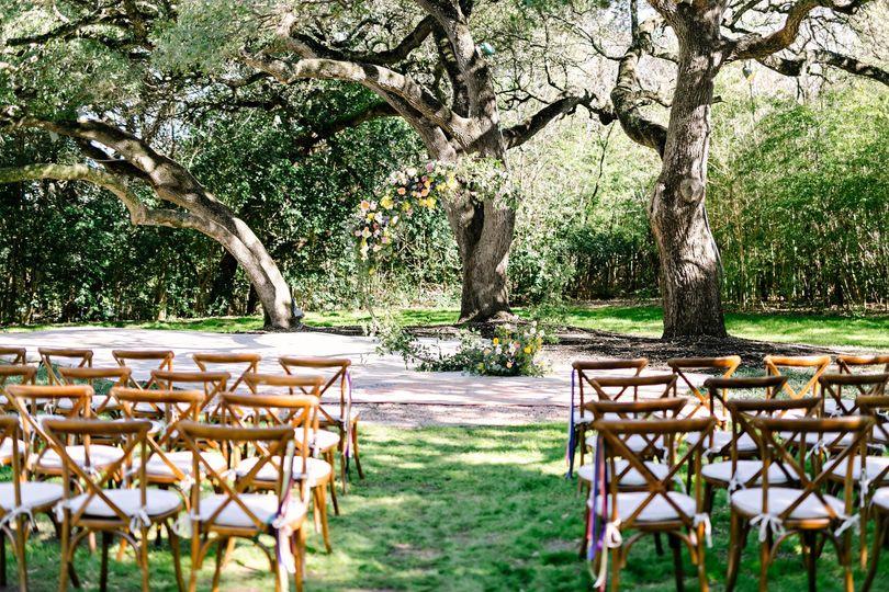 Ceremony Terrace + Lawn