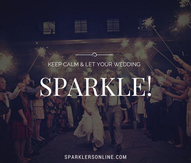 SparklersOnline.com send off!