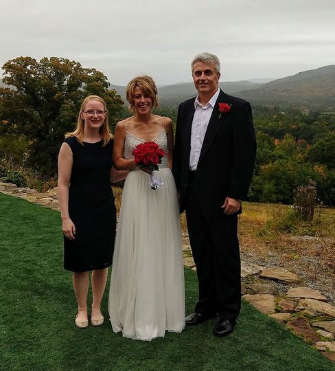 New Hampshire Justice Of The Peace Officiant Derry Nh Weddingwire
