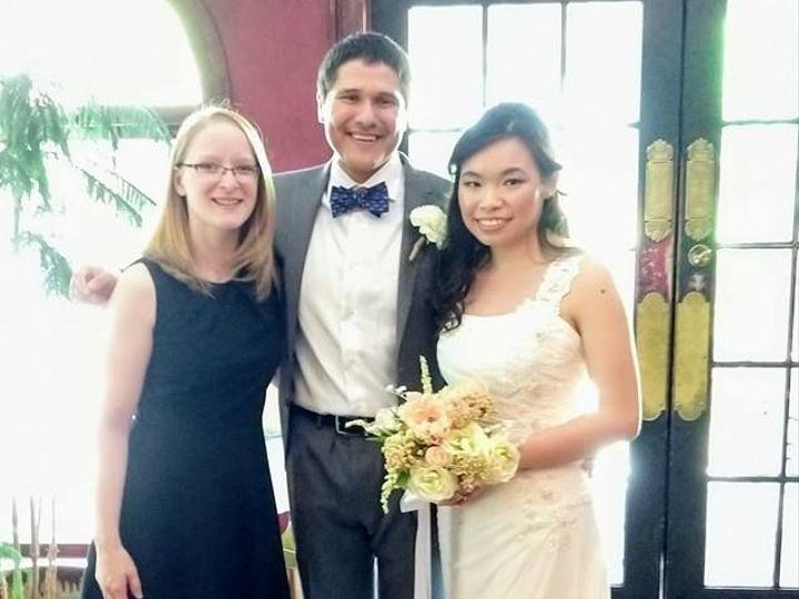 Tmx 1527035565 50736a88f89a43fc 1527035564 6889916439bfb3dd 1527035549804 1 ChuRodriguez Post  Derry, New Hampshire wedding officiant