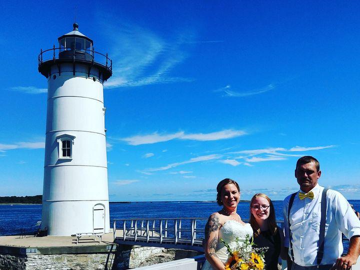 Tmx 1532219992 C3579a2d6fac5e33 1532219990 0b978a0712f89dcc 1532219987411 1 IMG 20180721 16351 Derry, New Hampshire wedding officiant