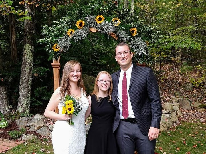 Tmx 1538930027 1e8a47b7c6cd6169 1538930026 627ae9c0a14c825f 1538930009030 1 Molly And John Cer Derry, New Hampshire wedding officiant
