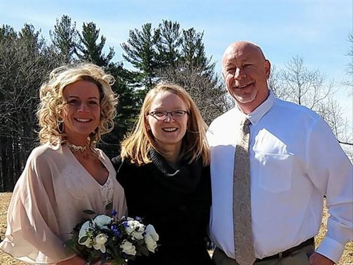 Tmx Nicole And Chris 51 998524 Derry, New Hampshire wedding officiant