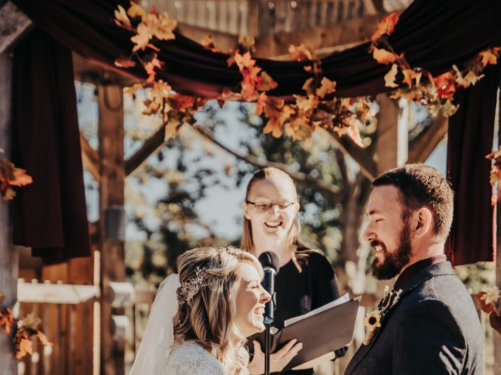 Tmx Taylor And Joseph2 51 998524 157546971960229 Derry, New Hampshire wedding officiant