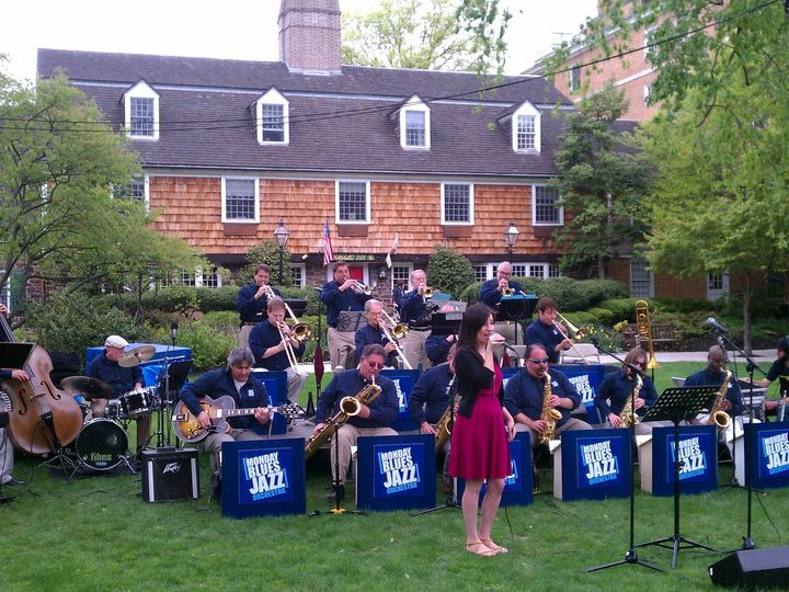 Tmx 1375305635815 Jazz At Palmer Pennington wedding band
