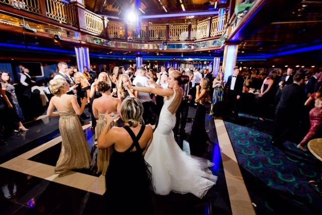 The most amazing times will be had on the dance floor of the Majesty, with an atrium 3 floors high....