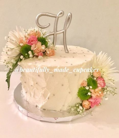 Beautifully Made Cupcakes - Wedding Cake - Chesapeake, VA - WeddingWire