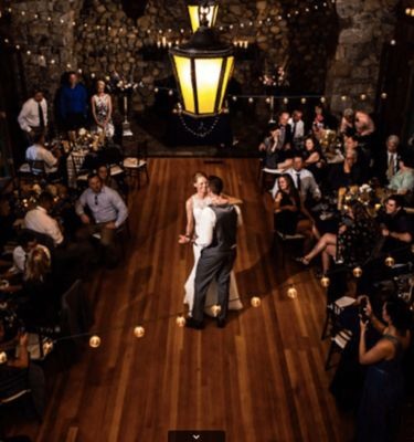 Dancing in the Grand Hall