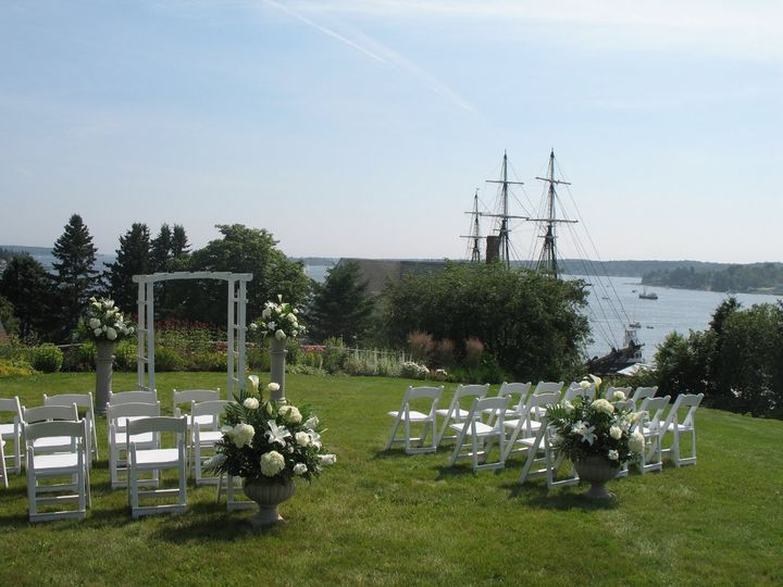 Tmx 1351178062576 Topsidearbor4 Boothbay Harbor, Maine wedding florist