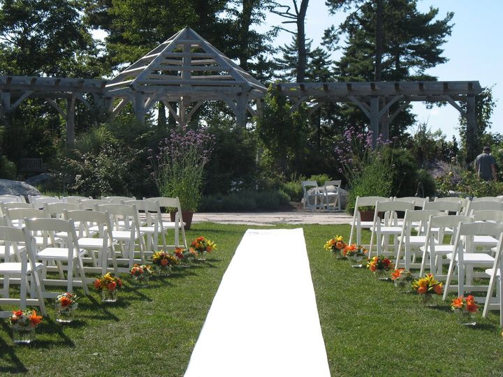 Tmx 1351178298163 Ceremonyatthegardens3 Boothbay Harbor, Maine wedding florist