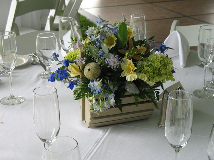 Tmx 1351182392424 Clamhodinbluesandgreens Boothbay Harbor, Maine wedding florist