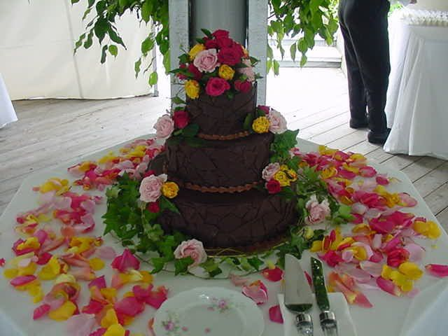 Tmx 1351191974681 ChocolateCake Boothbay Harbor, Maine wedding florist