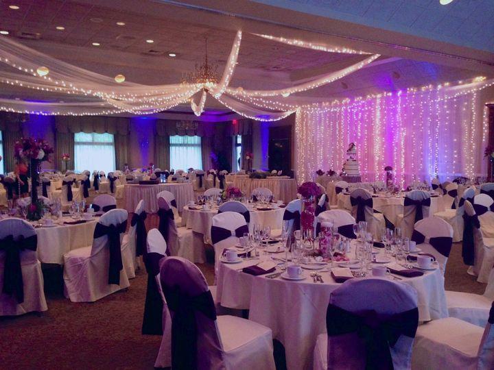 Tmx 1413556406563 Cinderella Ceiling 3 Nashua wedding venue