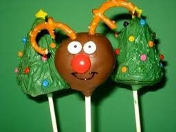 Cake Pops....all themes and all kinds of flavors!