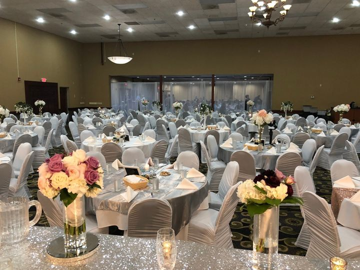 Tmx Pier 7 Chair Covers And Seperate Social Area 51 93624 158593894913828 Mandan, ND wedding venue