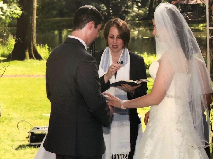 Tmx 1531019276 89f74a4fee9aae60 1531019275 Ac356ab6154b9c61 1531019273710 4 IMG 1646 Morristown, New Jersey wedding officiant