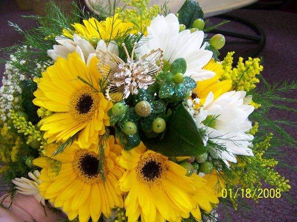 Tmx 1271351256926 Daisywedding008 Berlin, New Jersey wedding florist