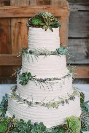 4 layer wedding cake design