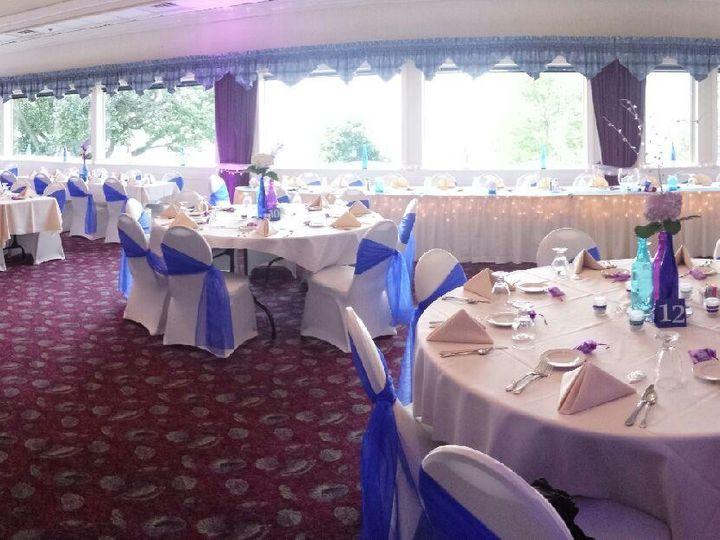 Tmx 1415899090349 Ballroom Blue Sashes Hartland, WI wedding venue
