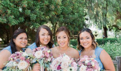 Cynthia Preclaro Wedding Artistry