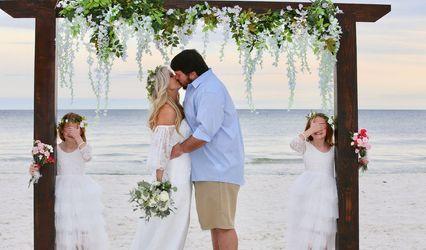 Fairytale Beach Weddings