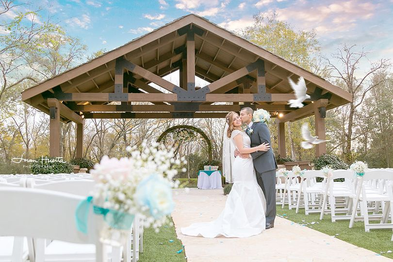 The Springs events, Houston wedding photographer Juan Huerta Photography offers full day coverage at...