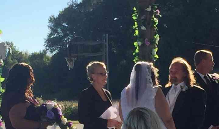 Marla Levine Officiant