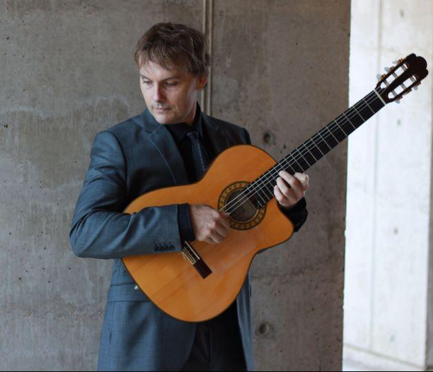 Scot Taber - Guitarist