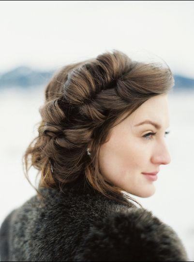 Amazing wedding hair | Simply Sarah Photography
