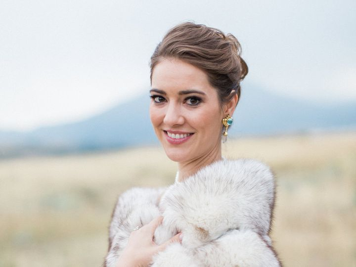 Tmx 1485390945073 Lauren Andrew Montana Wedding Highlights 0139 Bozeman, MT wedding beauty