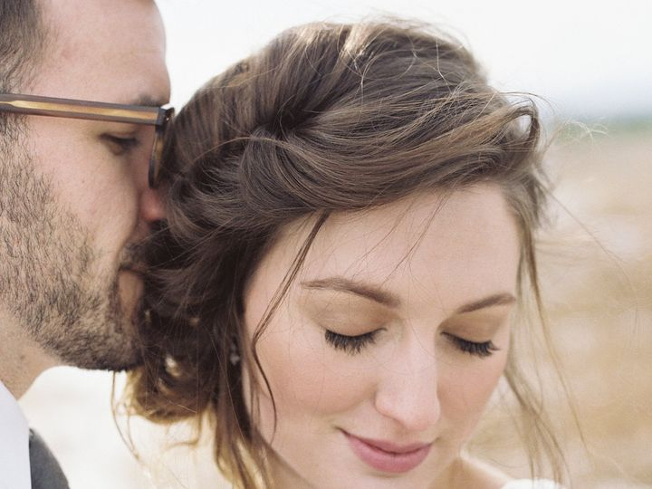 Tmx 1485391462397 Elegant Montana Wedding Inspiration Montana Weddin Bozeman, Montana wedding beauty