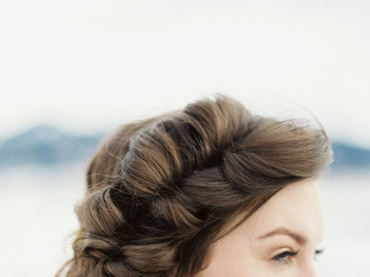 Tmx 1485391783667 Elegant Montana Wedding Inspiration Montana Weddin Bozeman, Montana wedding beauty
