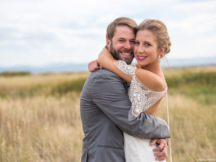 Tmx 1485393012043 2016 08 27 Mike Andrea Married 0505 Bozeman, MT wedding beauty