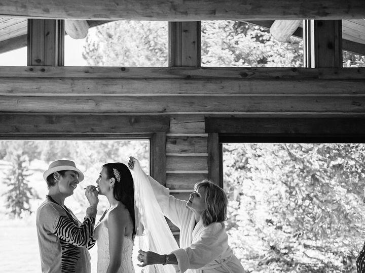 Tmx 1485467092588 1122361311296154104015142744076248344575494o Bozeman, Montana wedding beauty