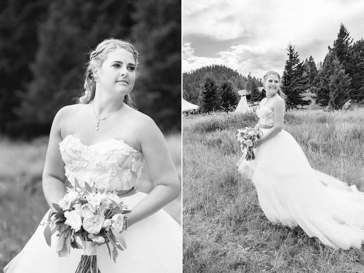 Tmx 1485467990978 1179441410995789734051585021484924451218069o Bozeman, Montana wedding beauty
