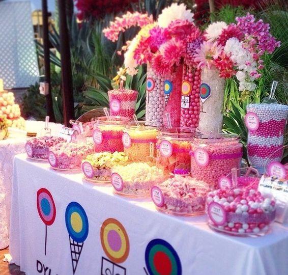 Wedding Candy Bar.Dylan S Candy Bar Favors Gifts Miami Beach Fl Weddingwire
