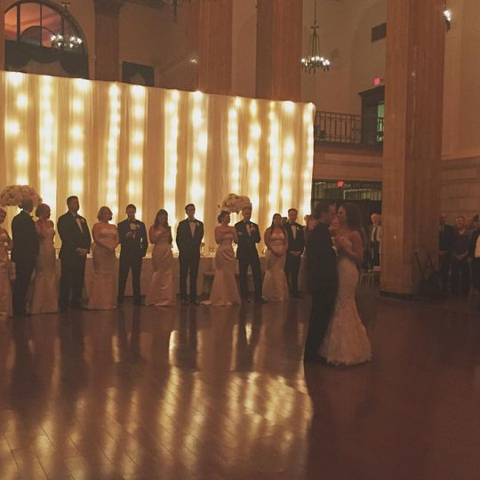 Once you reach the first dance, you're home free.