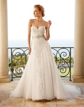 Tmx 1355954745104 2053CasablancaF11345x438 Northville, MI wedding dress