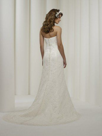 Tmx 1355954748786 11212virginiaback345x460 Northville, MI wedding dress