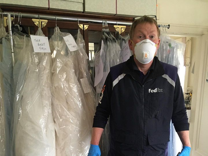 Tmx Dropping Off Dry Cleaning 51 2724 161675773176727 Northville, MI wedding dress