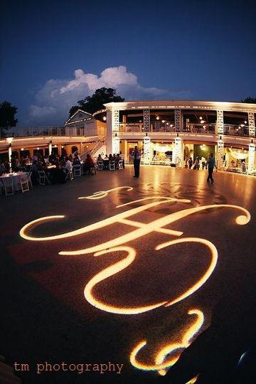 Monogram at Moonlight Gardens
