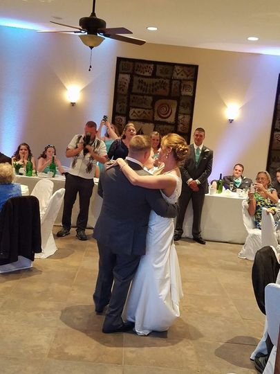 Couple's  1st dance