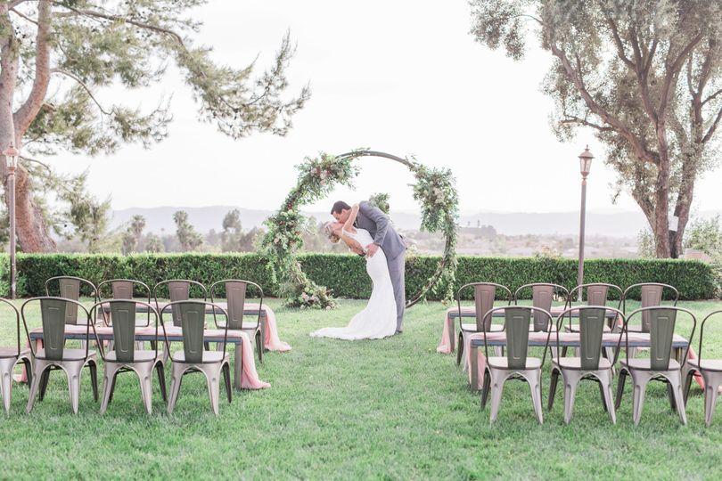 Wedding Venues In Temecula   Callaway Vineyard Winery Venue Temecula Ca Weddingwire
