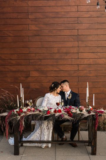 Endless love and venue options